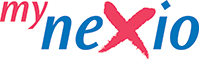My nexio logo